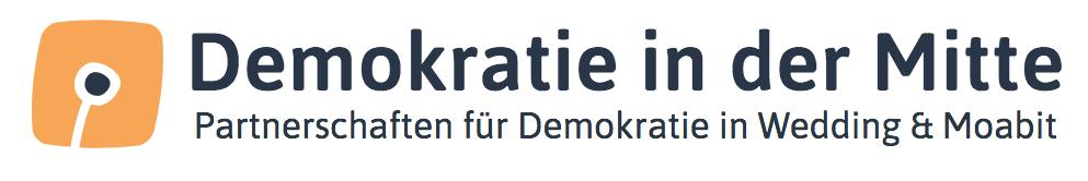 Logo Demokratie in der Mitte
