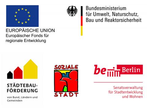 Logos Bauförderer